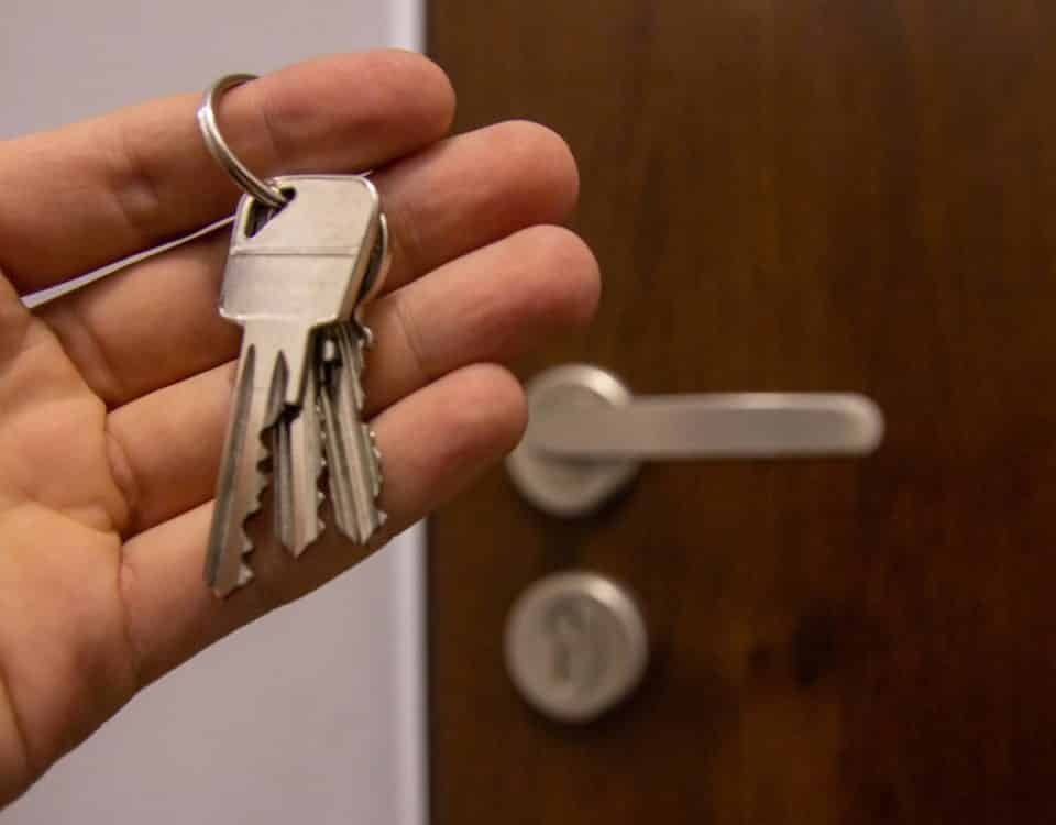 differencier trousseau de clé